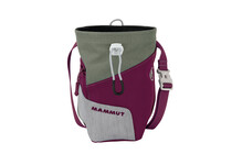 Mammut Rider Chalk Bag cherry/mud